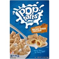 Kellogg´s Pop Tarts Cereal - Brown Sugar Cinnamon (318g)