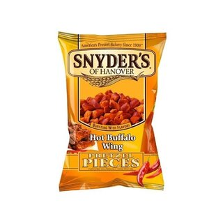 Snyders of Hanover - Hot Buffalo Wing - 3 x 125g
