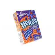 Wonka Nerds Wildberry - Peach - 3 x 46,7g