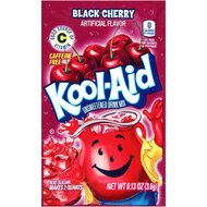 Kool-Aid Drink Mix - Black Cherry - 3 x 3,6 g