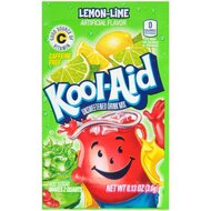 Kool-Aid Drink Mix - Lemon-Lime - 3 x 3,6 g