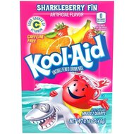Kool-Aid Drink Mix - Sharkleberry Fin - 3 x 4,6 g