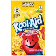 Kool-Aid Drink Mix - Lemonade  - 3 x 6,5g