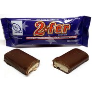 Go Max Go - 2FER Candy Bar Vegan - 1 x 43g