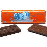 Go Max Go - Snap! Crispy Rice Candy Bar Vegan - 1 x 50g