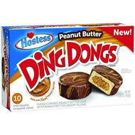 Hostess - Ding Dongs Peanut Butter - 1 x 420g