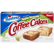 Hostess - Coffee Cakes Apple Streusel - 1 x 329g