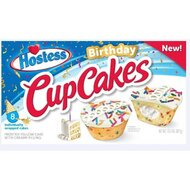 Hostess - CupCakes Birthday - 1 x 371g