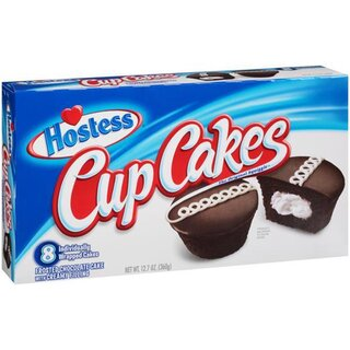 Hostess - CupCakes Frosted Chocolade - 6 x 360g