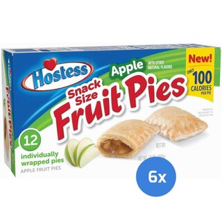 Hostess - Fruit Pies Apple - 6 x 340g