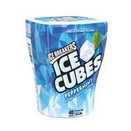 Ice Breakers - Ice Cubes Peppermint - Sugar Free - 1 x 40...