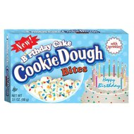 Cookie Dough - Birthday Cake Bites - 1 x 88g