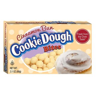 Cookie Dough - Cinnamon Bun Bites - 1 x 88g