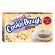 Cookie Dough - Cinnamon bun Bites - 12 x 88g