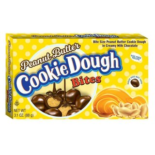 Cookie Dough - Peanut Butter Bites - 12 x 88g