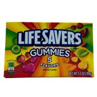 Lifesavers - Gummies 5 Flavors - 1 x 99g