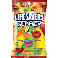 Lifesavers - Gummies 5 Flavors - 1 x 198g