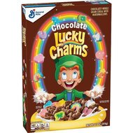 Lucky Charms - Chocolate - Cereal with Marshmallows - 1 x...