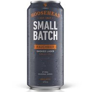 Moosehead -Small Batch Smoked Lager  5.5% Alc. - 1 x 473 ml