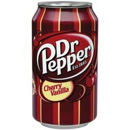 Dr Pepper - Cherry Vanilla - 12 x 355 ml