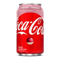 Coca-Cola - Cherry Vanilla - 12 x 355 ml