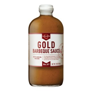 Lillie´s - Gold Barbeque Sauce - 1 x 567ml