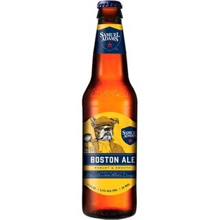 Samuel Adams - Boston Ale 5% Alc/Vol - 1 x 355 ml
