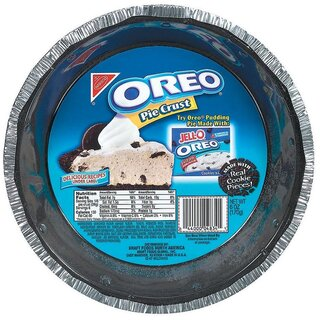 Oreo - Pie Crust made with real Cookie Pieces - 1 x 170g