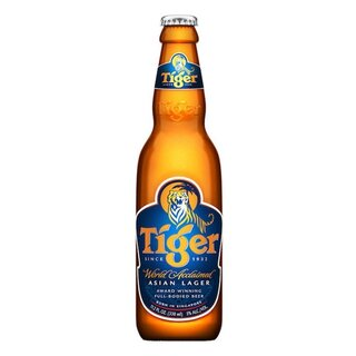 Tiger - Asian Lager Beer 5% Vol/Alc. - 1 x 330 ml