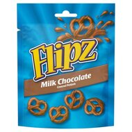 Flipz - Milk Chocolate - 141g