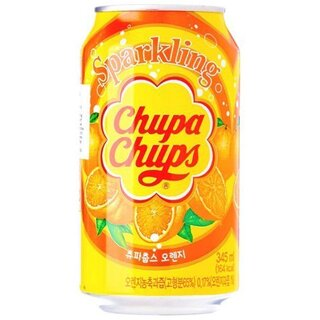 Chupa Chups - Sparkling Orange - 345 ml
