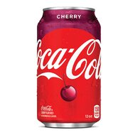 Coca-Cola - Cherry - 355 ml