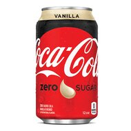 Coca-Cola - Vanilla Zero - 355 ml