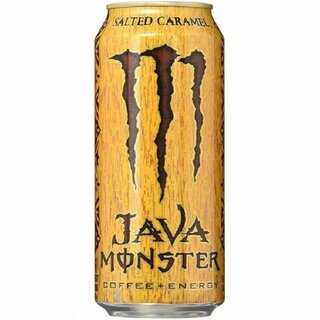 Monster USA - Java - Salted Caramel + Energy - 443 ml