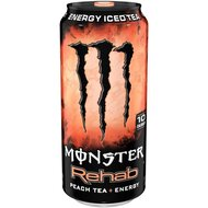 Monster USA - Rehab - Peach Tea + Energy - 458 ml