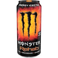 Monster USA - Rehab - Orangeade + Tea + Energy - 458 ml