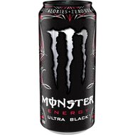 Monster USA - Energy - Zero Ultra Black - 473 ml
