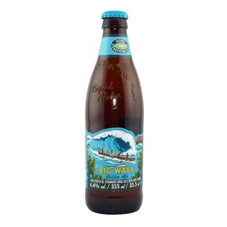 Kona Big Wave Golden Ale 1 x- 355 ml