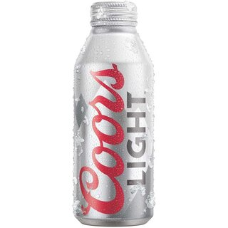 Coors - Light - 1 x 473 ml ( Alu Flasche )