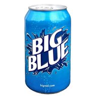 Big - Blue Soda - 3 x 355 ml