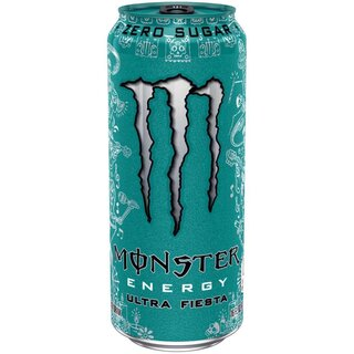 Monster USA - Zero - Ultra Fiesta Energy - 473 ml