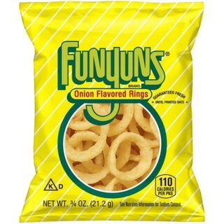 Funyuns Onion Flavored Rings - 21,2g