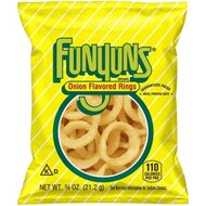 Funyuns Onion Flavored Rings - 3 x 21,2g