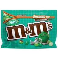 m&ms - Mint/Dark Chocolate - 1 x 272,2g