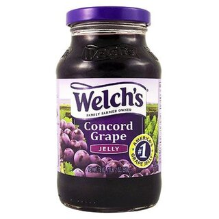 Welchs Concord Grape Jelly - Glas - 510g