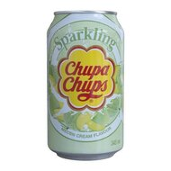 Chupa Chups - Sparkling Melon Cream - 24 x 345 ml