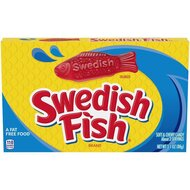 Swedish Fish - Soft & Chewy Candy - 1 x 88g