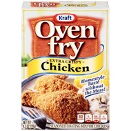 Oven fry - Extra Crispy Chicken - 1 x 119 g