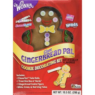 Wonka Giant Gingerbread Pal  - 1 x 297 g