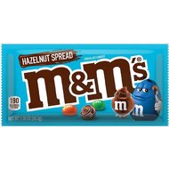 M&Ms - Hazelnut Spread - chocolate candies - 38,3g